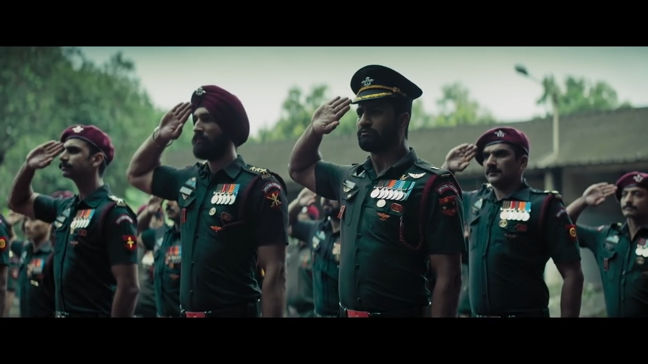 Fmovies - Uri: The Surgical Strike [Sub: Eng] in 1080p Free